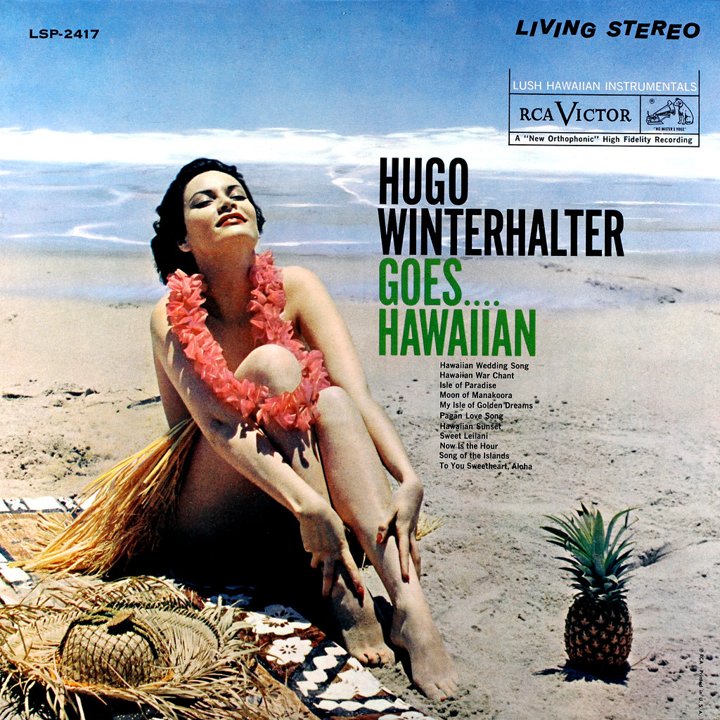 Hugo Winterhalter Goes ... Hawaiian