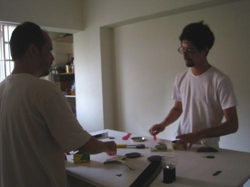henrique iwao e marcelo muniz-- improviso na tábua mobile
