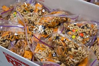 Trail Mix Snack Bags Kids Food Basket January ...