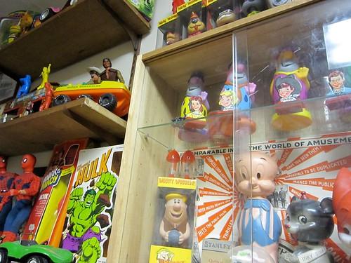 Museum of Nostalgia Vintage Toys