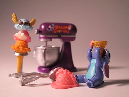 7: Stitch's Ice Cream