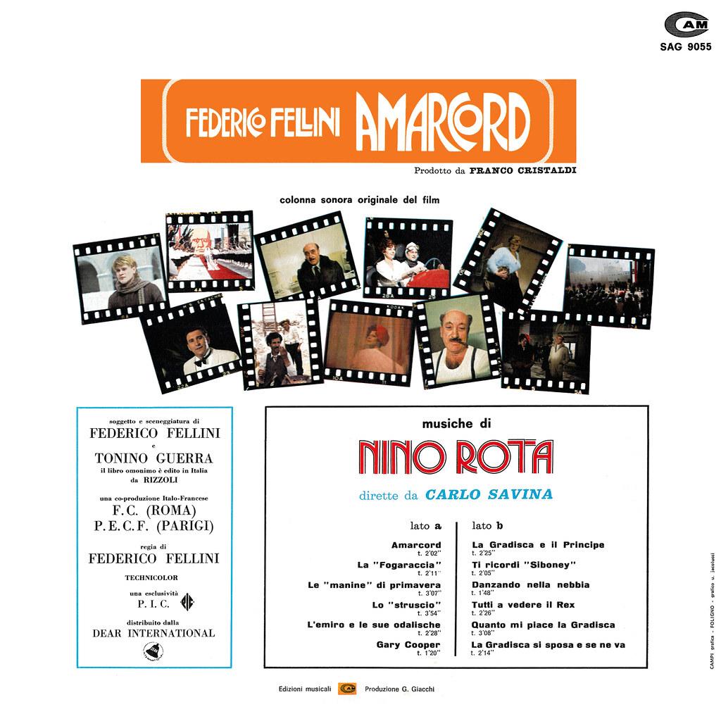 Nino Rota – Amarcord