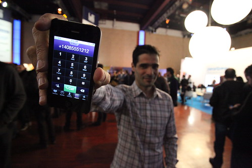 Viber's founder (iPhone app lets you make free calls)