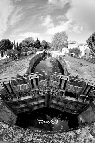 Canal Fisheye by YannGar Photography (Roma session)