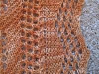Knitting Like Crazy: Orenburg Lace Shawl