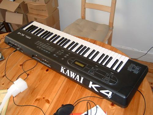 Kawai K4 jimatwood.net