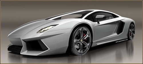 2011 Lamborghini Aventador LP 700 - 4 concept
