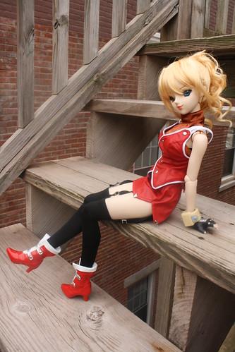 7/365 Excellen Browning Dollfie Dream