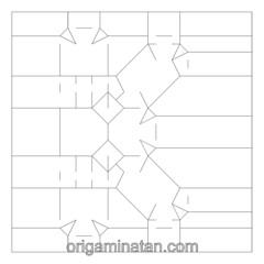 Letter K Tessellation