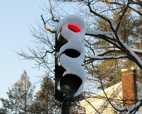 Snow signal