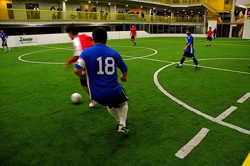 White Center Aztecs soccer team