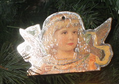HG lookalike angel