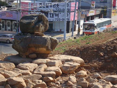 Gijang city wall