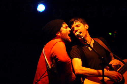 The Avett Brothers, Cat's Cradle, Carrboro, NC, 12/29/10