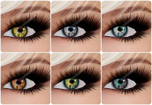 2C Eyes - Angel Eyes