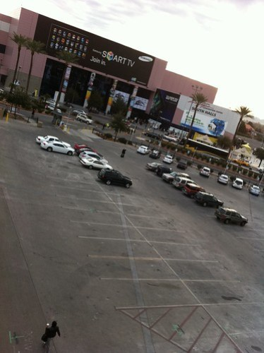 CES 2011 Parking