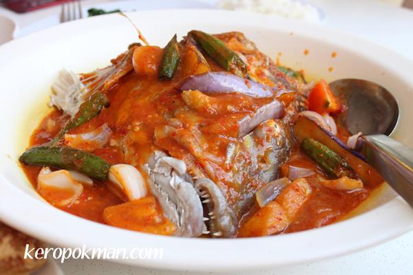 Assam Fish Head