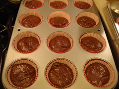 unbaked cupcakes