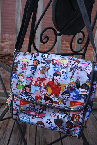 My Tokidoki bag