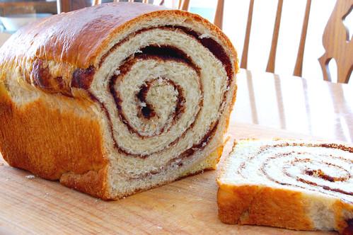 Cinnamon Bread 4