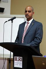Wondirad Mandefro, State Minister of Agriculture, Ethiopia