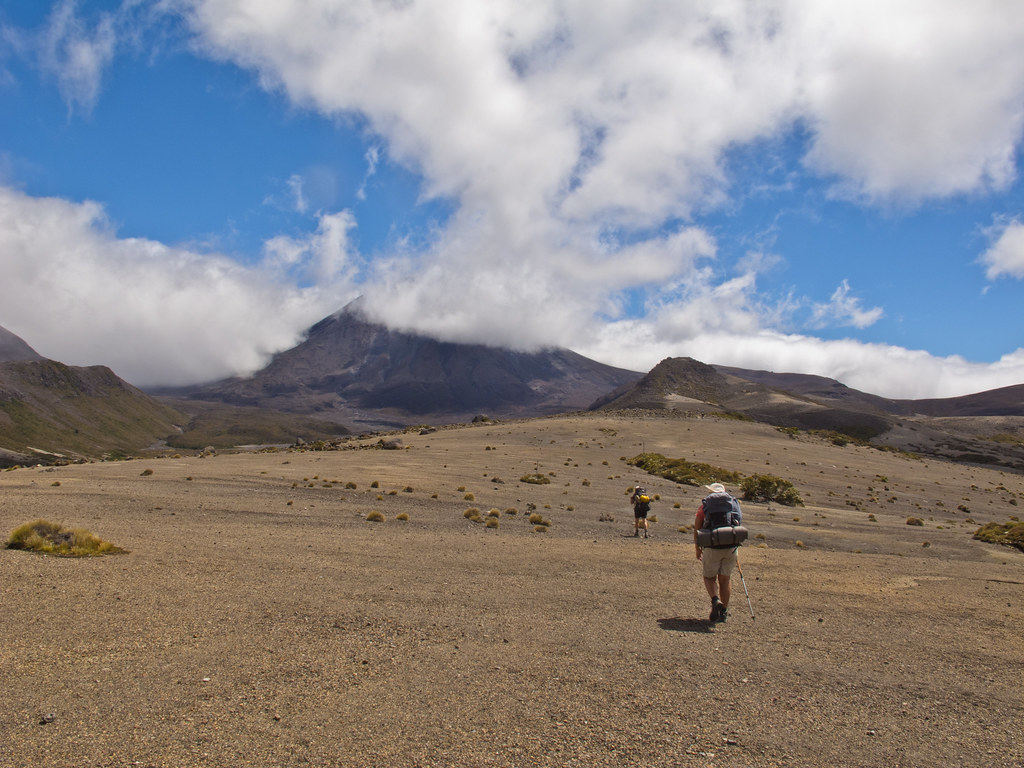 In Tongariro