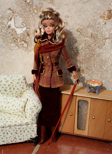 Lady of Leisure Barbie