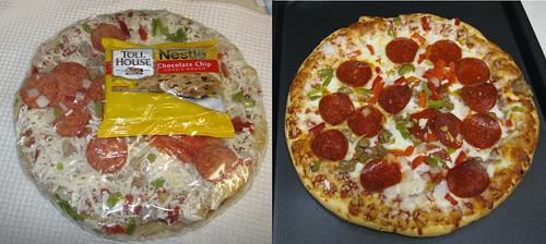 DiGiorno Pizza & Cookies Pizza