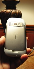 Nokia C7 - Lateral View View