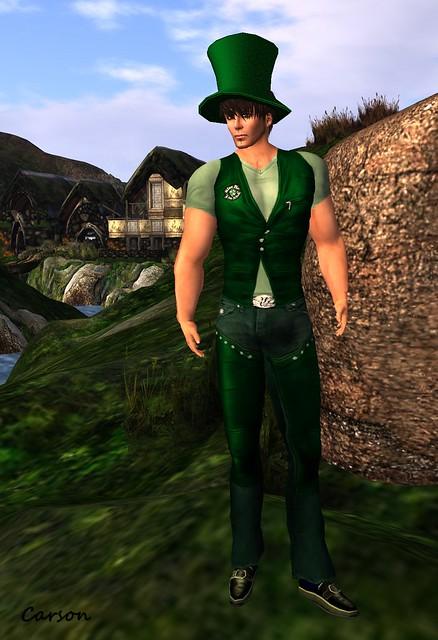 Immerschoen Man - St. Patricks Day (Group Gift 2011)