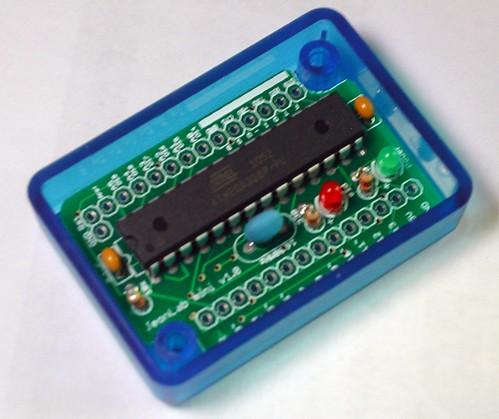 JeonLab mini in blue box