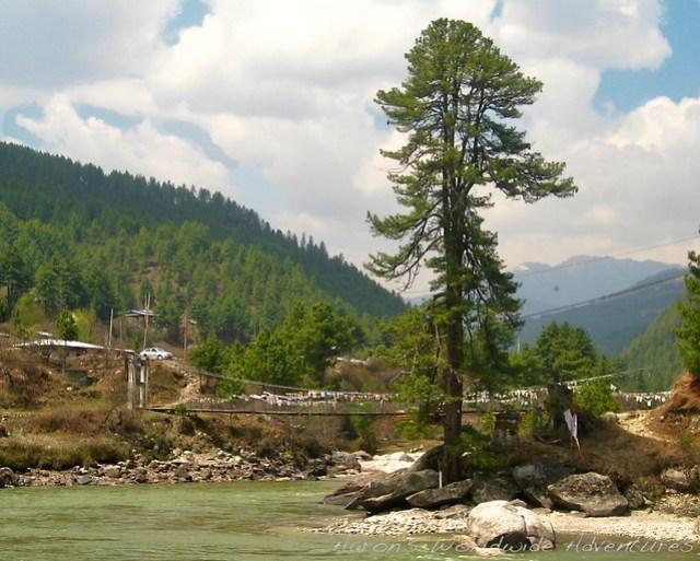 Chamkhar River