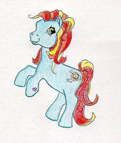 my_little_pony__sunny_daze