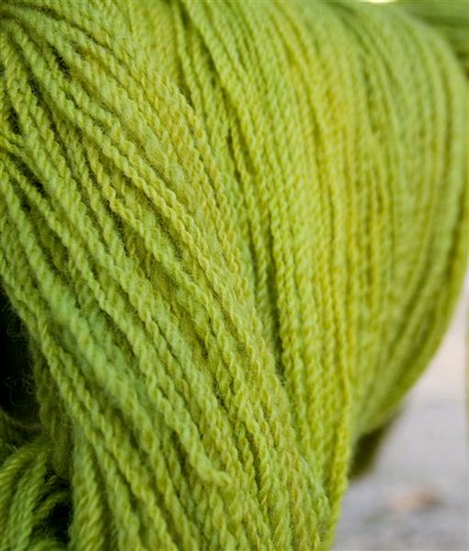 Lofty Corrie Fingering green (Medium)