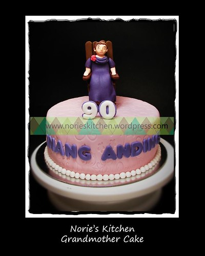 Norie's Kitchen - Grandmother Cake