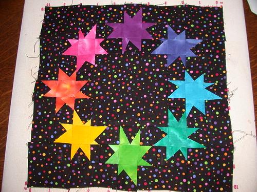 DQS10-  my first wonky stars