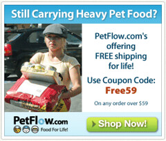 Deja Vu - Pet Food Delivery