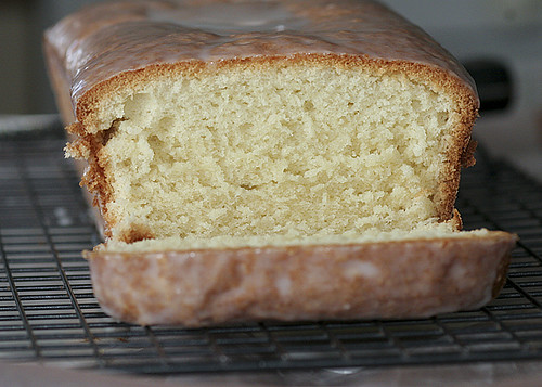 Butter Rum Pound Cake