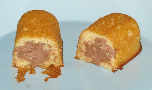 Limited Edition Hostess Chocolate Creme Twinkies Innards