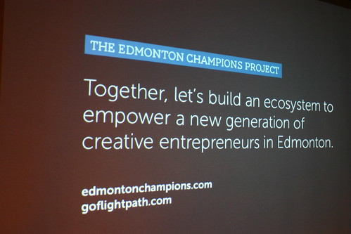 Edmonton Champions Launch