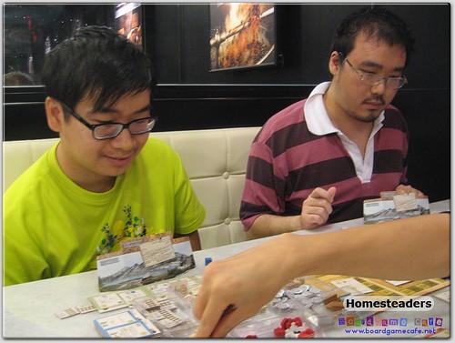 BGC Meetup - Homesteaders