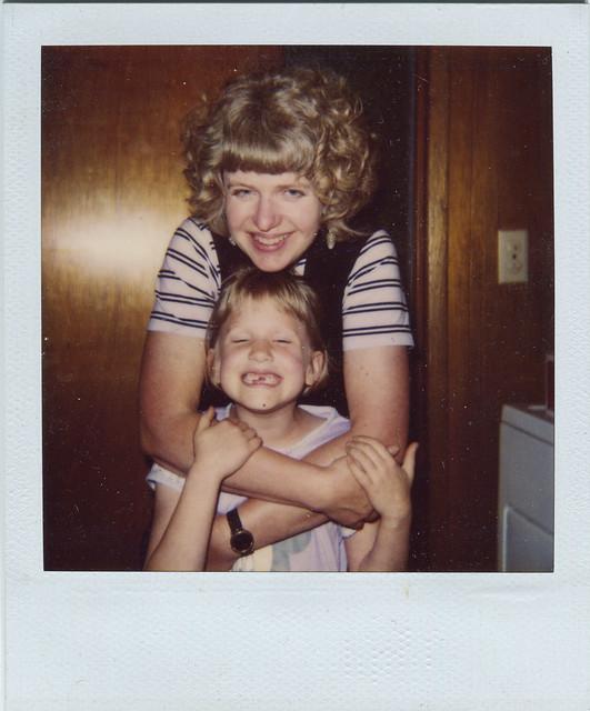 Nina and Mom