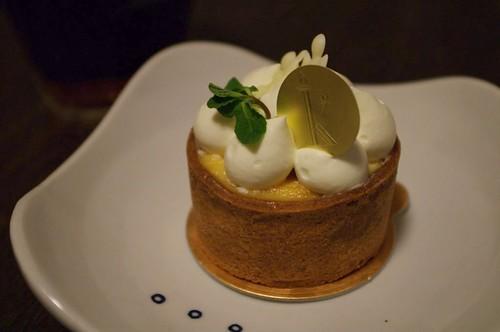 近藤洋菓子店 国産レモンのタルト