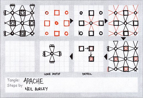 Apache - tangle pattern by perfectly4med