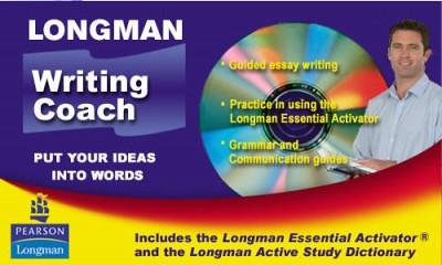 Longman Writing Coach CD