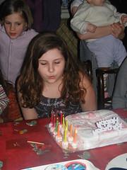 Poppy Elinor and Maddy's birthday party - february 2011 073