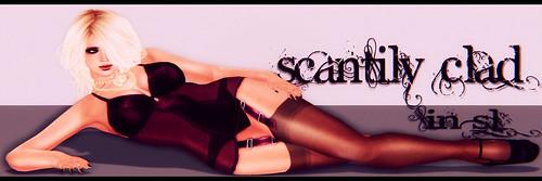Scantily Clad