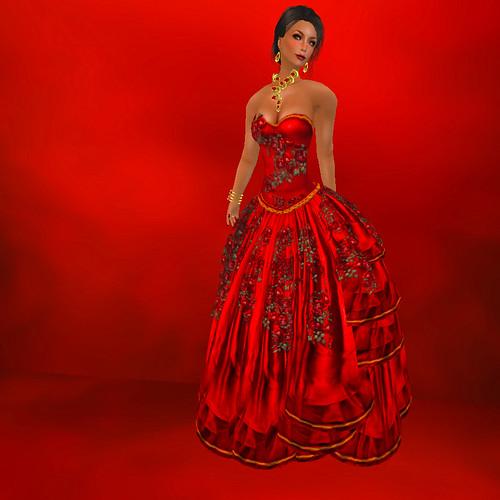 Fashion for Life - SF Designs - Briar Rose