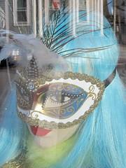 Elegant eyemask