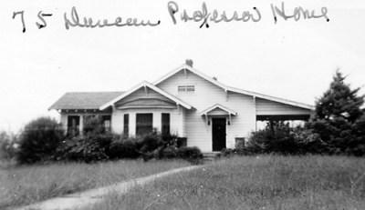 Duncan Professor's House